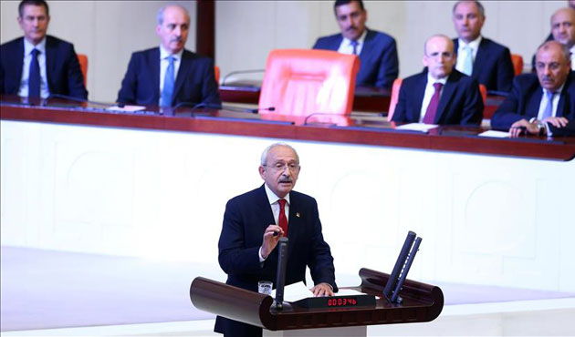 Turkish main opposition condemns failed coup attempt