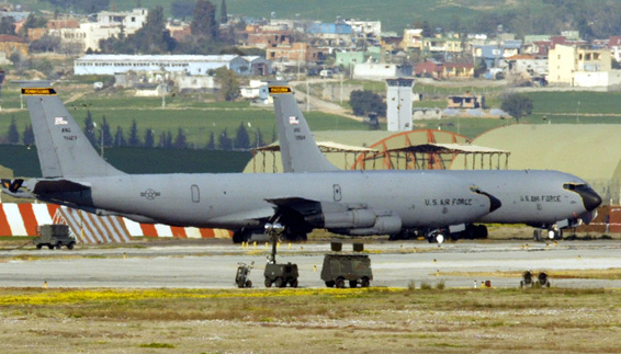 Turkey restores power to air base used by anti-ISIL coalition