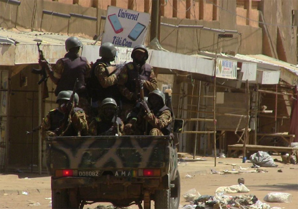 Mali: At least 17 killed in clashes ahead of polls