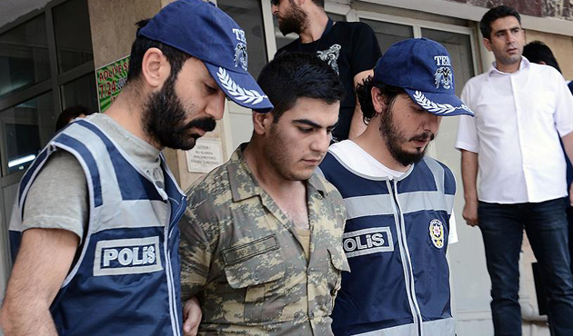 22 coup suspects remanded in southern Turkey