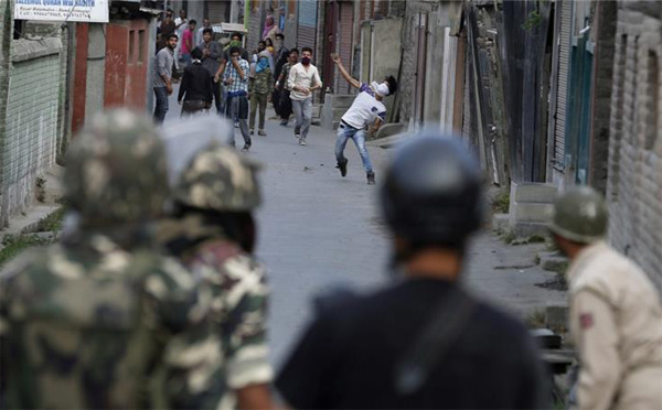 Facebook accused of censoring posts on occupied Kashmir