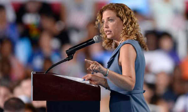 Democratic Party chair resigns in wake of email leak