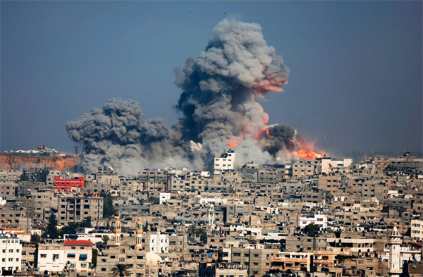 Israeli PM failed to prevent 2014 Gaza war