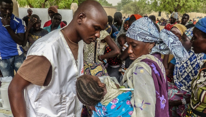 Lake Chad's growing humanitarian crisis