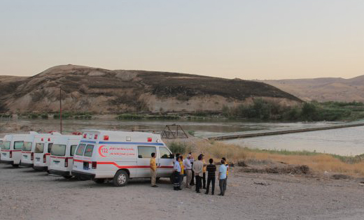 PYD confiscates meds meant for Qamishli bombing victims