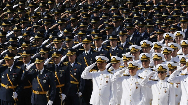 Turkey's land, naval, and air forces brought under Defense Min
