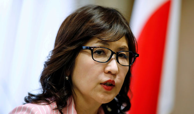 Japan: Cabinet reshuffle sees controversial appointment
