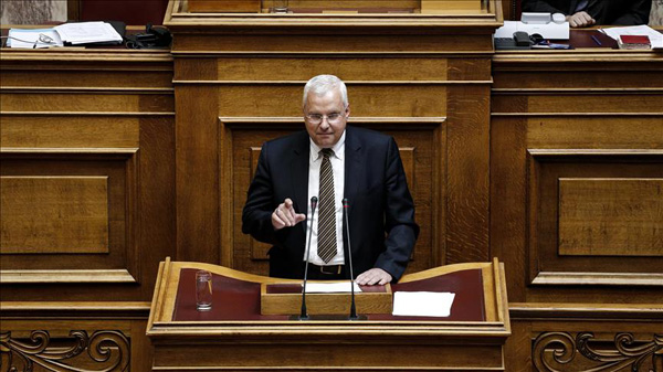 Greek parliament approves first mosque in Athens