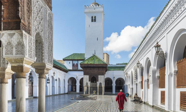 World's oldest library in Morocco opens