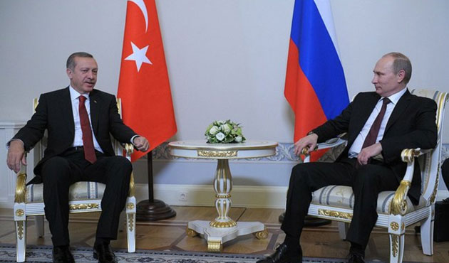 Turkey expects Erdogan, Putin meeting to boost ties