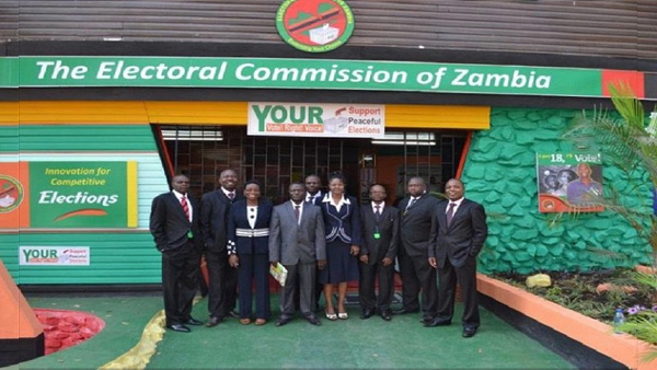 Zambian opp. asks for removal of chief election officer