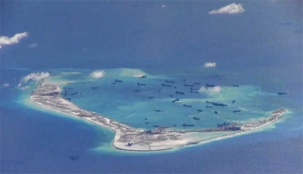 Vietnam: China denied vessels shelter in disputed reef