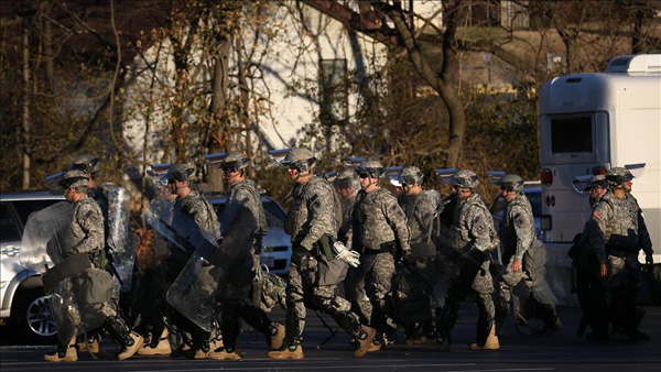 US: Wisconsin gov. activates National Guard amid unrest