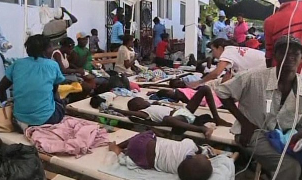 UN Haiti cholera fund fails to draw pledges