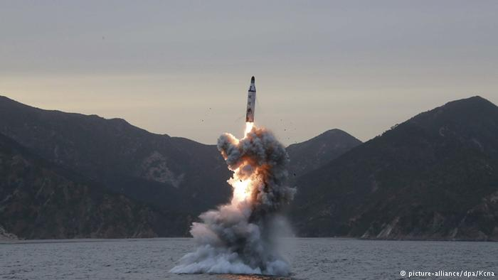 US puts Iran 'on notice' after missile test: official