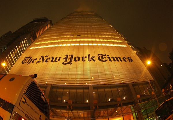 New York Times reporters allegedly hacked by Russians