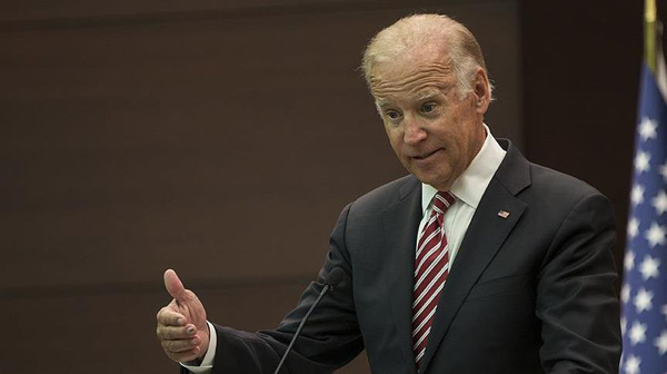 US' Biden calls on richest one percent to share wealth