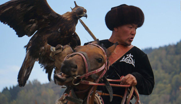Central Asia readies for Nomad Games