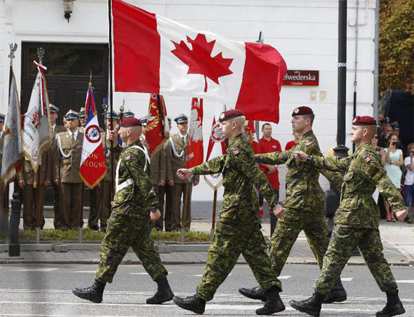 Canada to beef up UN peacekeeping missions