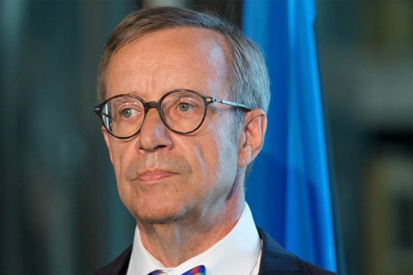 Estonian presidential vote delayed until late September