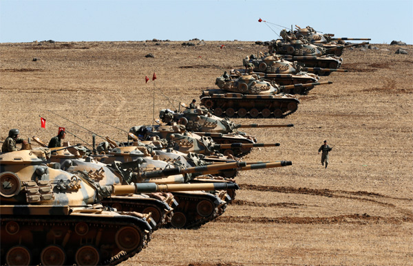 Turkey extends military mandate in Syria, Iraq