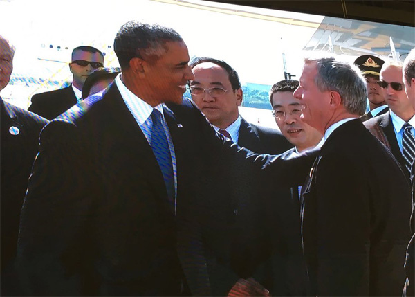 Obama arrives in China for final visit as president