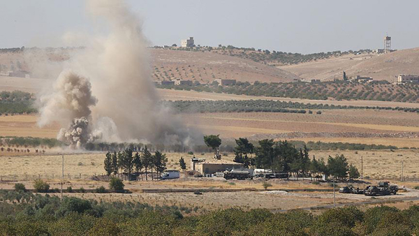 3 Turkish soldiers killed fighting ISIL in Syria