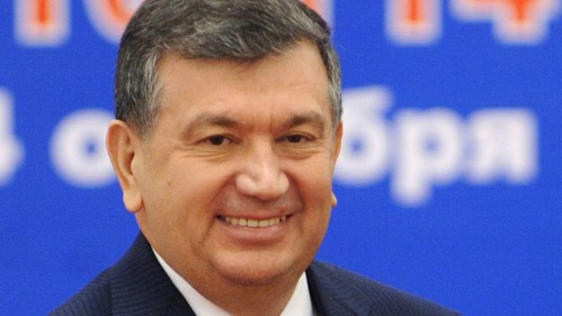 Uzbekistan premier appointed as acting president