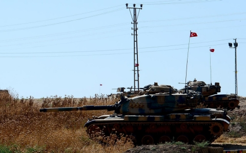 US to work with both Turkey, anti-ISIL forces in Syria