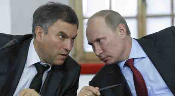 Putin reshuffles inner circle after election victory