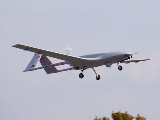 Turkish drone 'neutralizes 3 extremists' in southeast