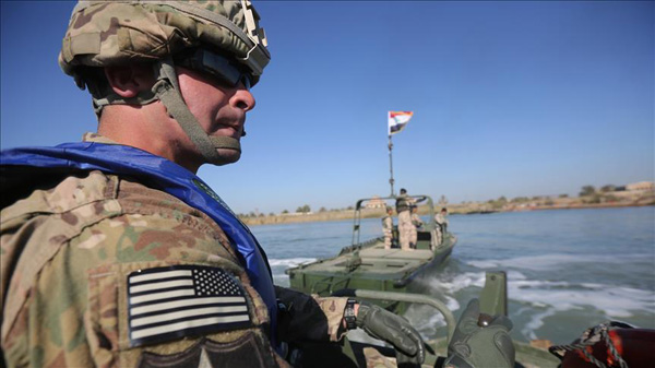 US to send 615 additional troops to Iraq