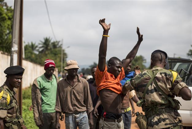 5 killed in fresh violence in Central African Republic