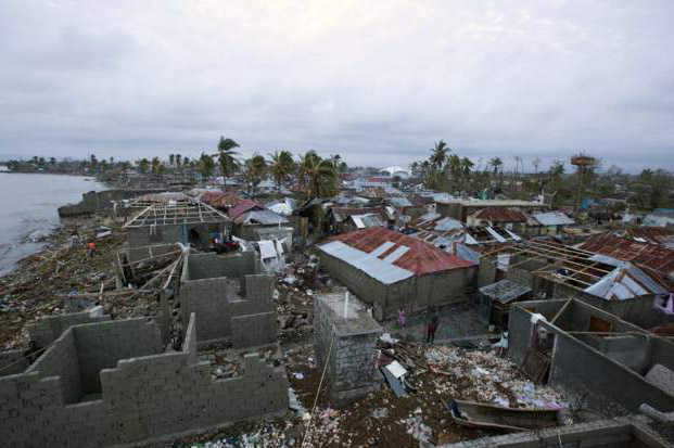 Deadly Hurricane Nate bears down on Mexico, US