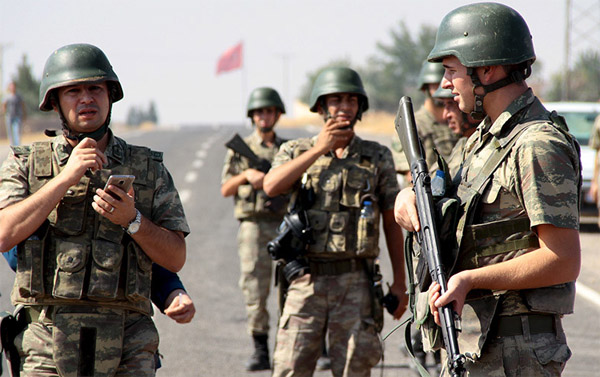 Baghdad consented to Turkish troops in N.Iraq: KRG