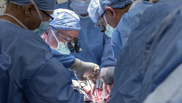 First uterus transplants attempted in US