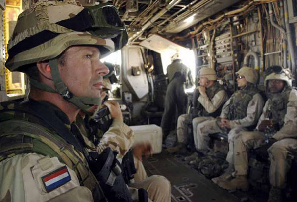 Netherlands extends UN mission in Mali into 2017