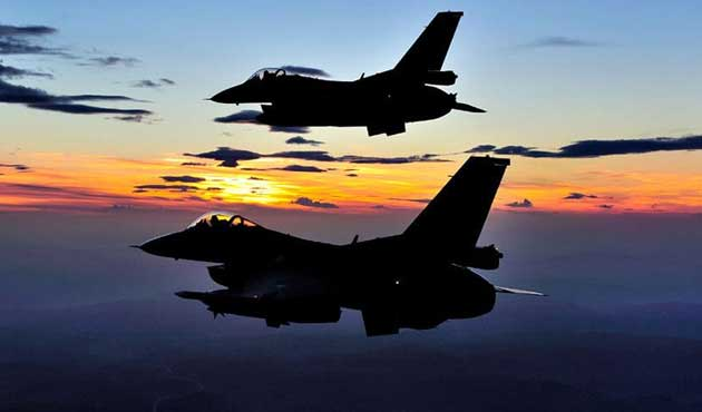 Turkey strikes ISIL targets in northern Syria