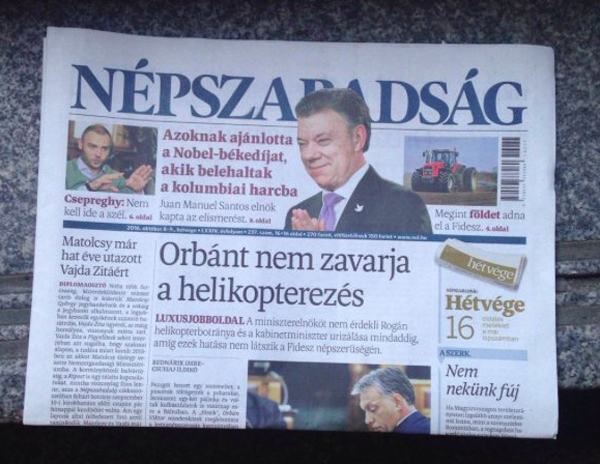 Suspended Hungarian opposition paper to be sold