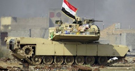 Iraq sends troops to Anbar to fight ISIL
