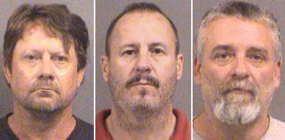 US: 3 charged with bomb plot on Muslim immigrants