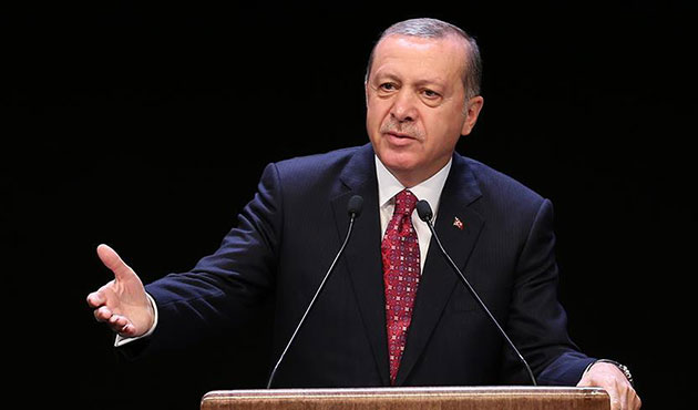 Erdogan repeats call for 'terror-free zone' in Syria