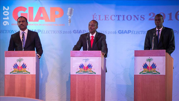 Moise wins Haiti presidential vote in first round: early results