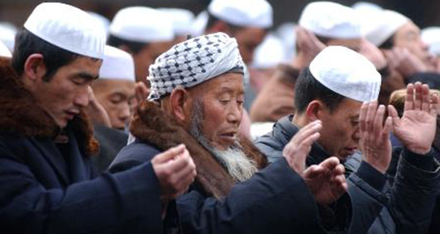 Chinese govt sends religious monitors to Xinjiang's Hotan
