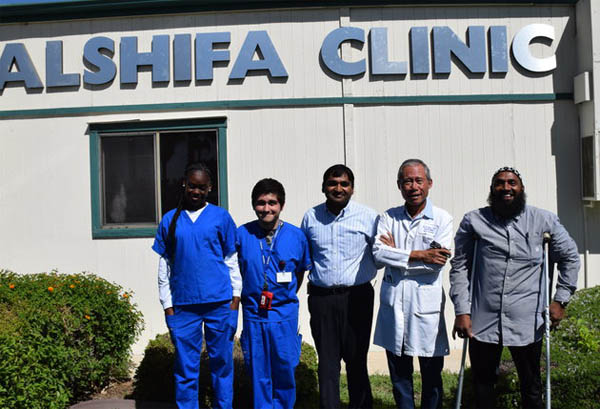 Al-Shifa Clinic: Muslims docs treating uninsured for free