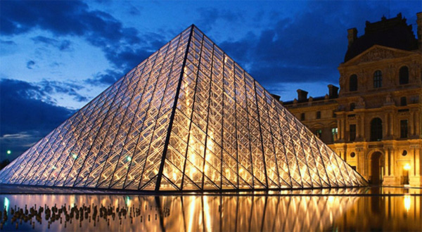 Brief security alert in Louvre plaza as France votes