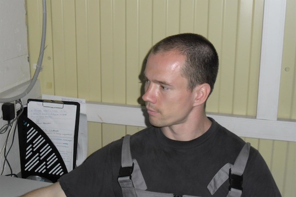 Jailed Russian activist suffers seizure after torture claims
