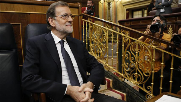 Spain's Rajoy names new cabinet