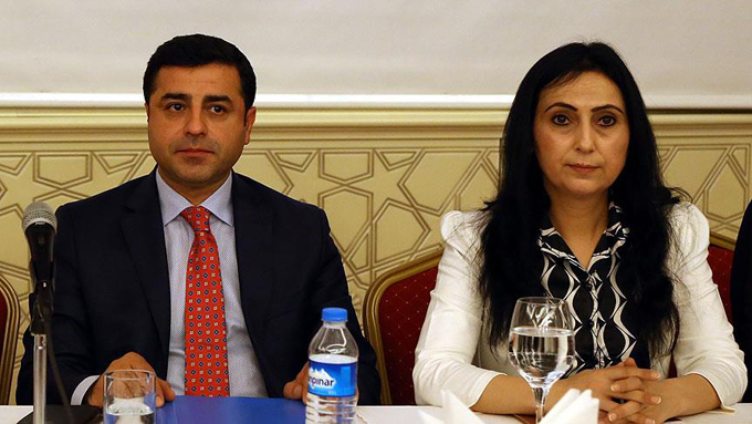142 year prison sentence request for HDP leader Demirtas