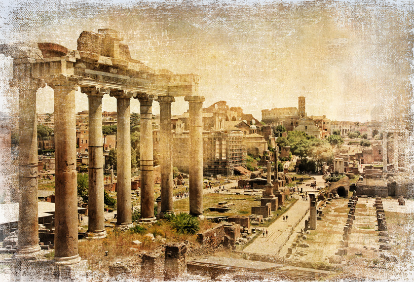 8 Reasons about Why Rome Fell